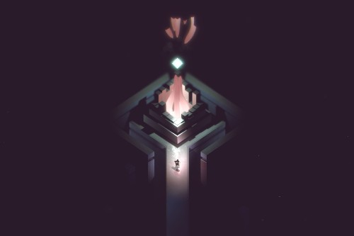 Mysterious and beautiful indie game Below is coming out this summer