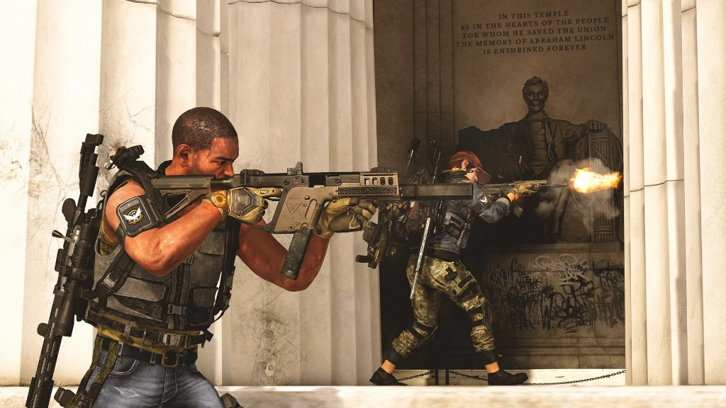 The Division 2's White House staff won't bother you so much after the latest patch