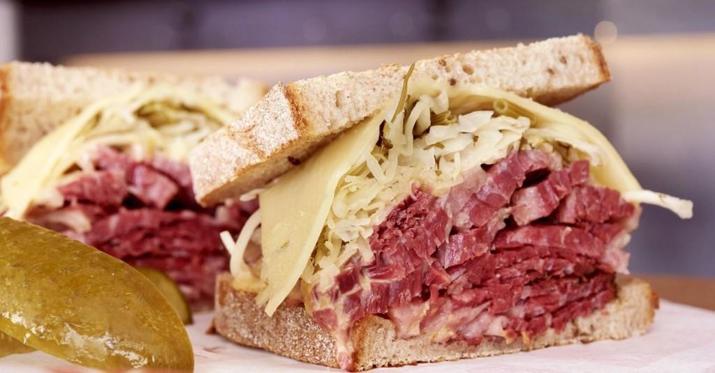 Beloved Salt Beef Slingers Monty's Deli Break Into Bouji London Bakery