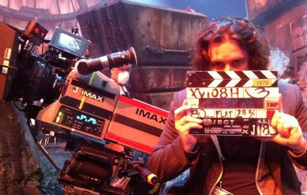 'Shaun of the Dead's' Edgar Wright makes a directorial cameo in 'Star Trek Into Darkness'
