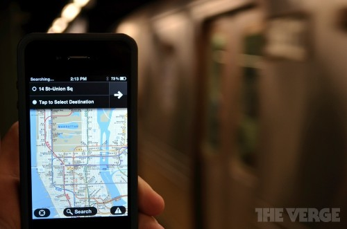 Apple buys another popular public transit app to build out Maps