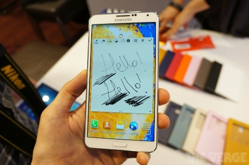 Note 3 arriving alongside Galaxy Gear October 1st and 2nd for $299.99 (updated)