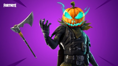 Epic is accused of stealing a Fortnite dance from 'Dancing Pumpkin Man'