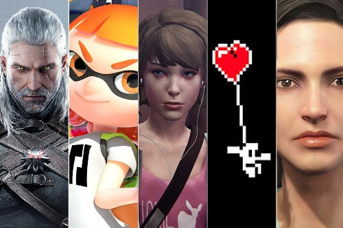 The 10 best video games of 2015