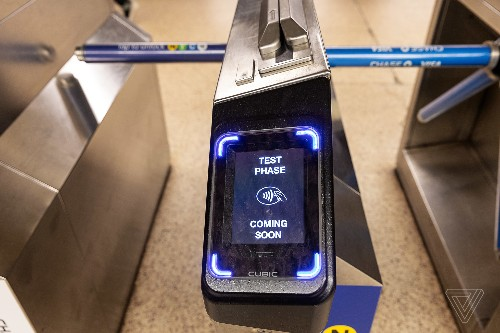 Apple Pay can be used to ride New York City's MTA transit starting May 31st