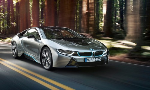 BMW unveils the production i8, a hybrid supercar to challenge Porsche and Ferrari