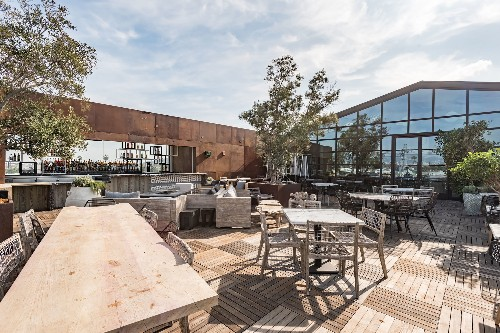 Culver City's Margot Just Might Be the Coolest New Rooftop in LA
