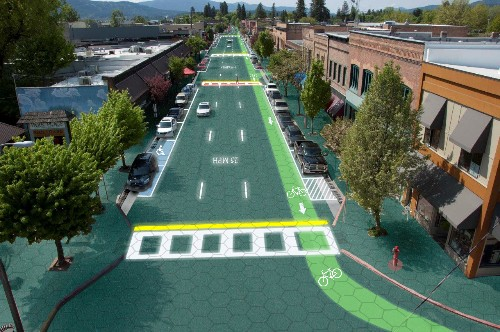Crazy plan to cover the nation's roads with solar panels raises $1 million