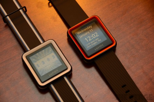 Google acquires Android smartwatch maker WIMM Labs
