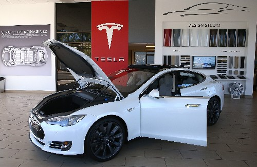 Tesla is now selling used electric cars for lower prices