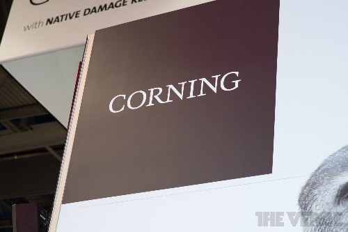 Corning says its upcoming glass 'approaches' sapphire in scratch resistance