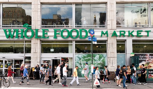 Amazon-owned Whole Foods is cutting medical benefits for part-time workers