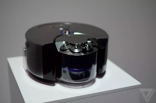 Dyson's robo-vac goes on sale in Japan for an eye-popping price