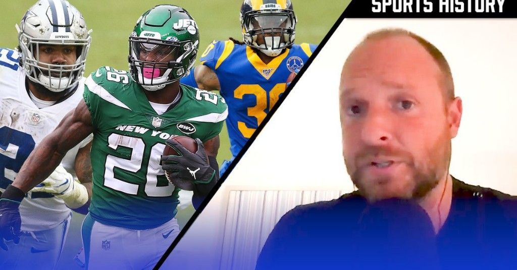 'Sports History With Ryen Russillo': Why NFL Teams Shouldn't Ever Pay a Running Back