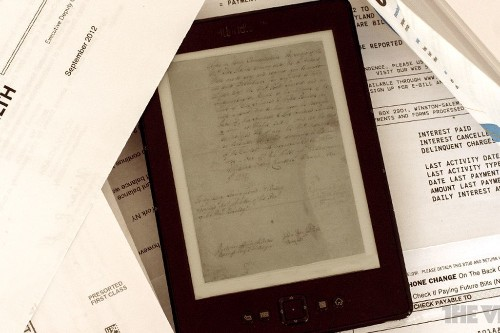 The dream and the myth of the paperless city