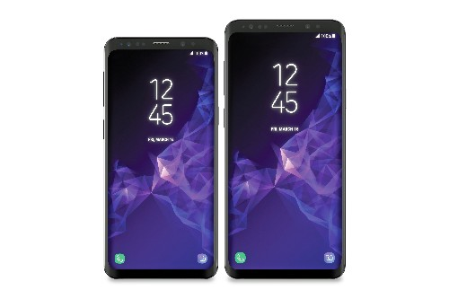 Samsung Galaxy S9 images leak ahead of next month's unveiling