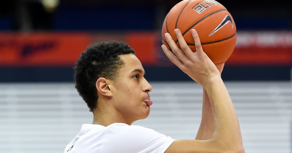 The type of center Syracuse men's basketball should be recruiting going forward