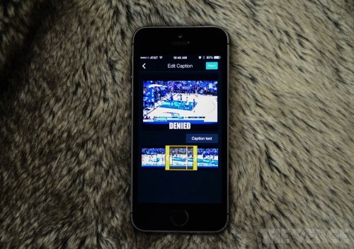Yahoo updates Sports app to turn game highlights into GIFs