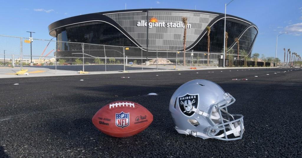 Silver Minings: Raiders embrace 'Death Star' mantra for Allegiant Stadium