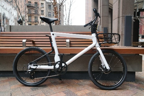 The Volta is an e-bike with all the trimmings