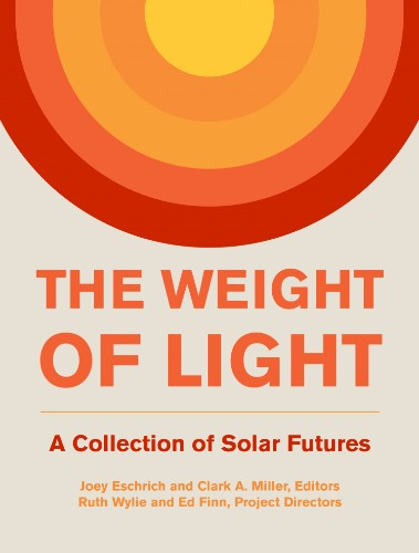Arizona State University released a free sci-fi anthology about the future of solar power
