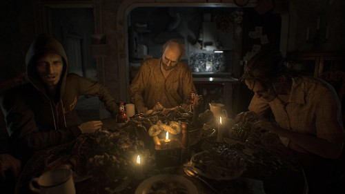 Resident Evil fans should maybe stay offline for the next week