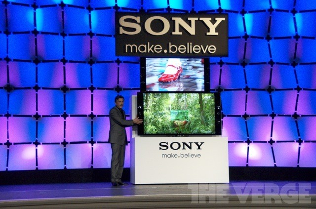 Sony's 55-inch and 65-inch 4K LED TVs available April 21st for $4,999 and $6,999