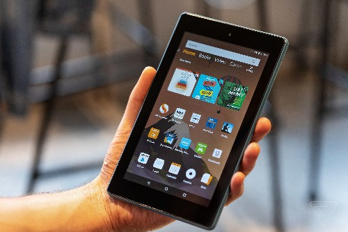 How to get Google apps on an Amazon Fire tablet