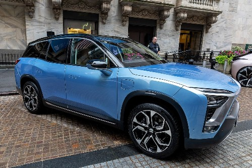 NIO lays off 141 employees in Silicon Valley following Intel deal