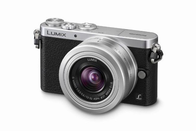 Panasonic's Lumix GM1 is the smallest Micro Four Thirds camera yet
