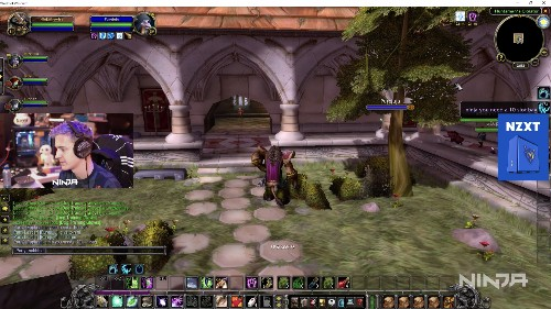 World of Warcraft is dominating Twitch because Fortnite streamers are desperate for change