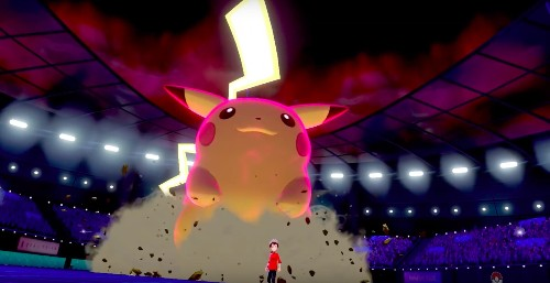 How much will it take for these new giant pokémon to crush me?