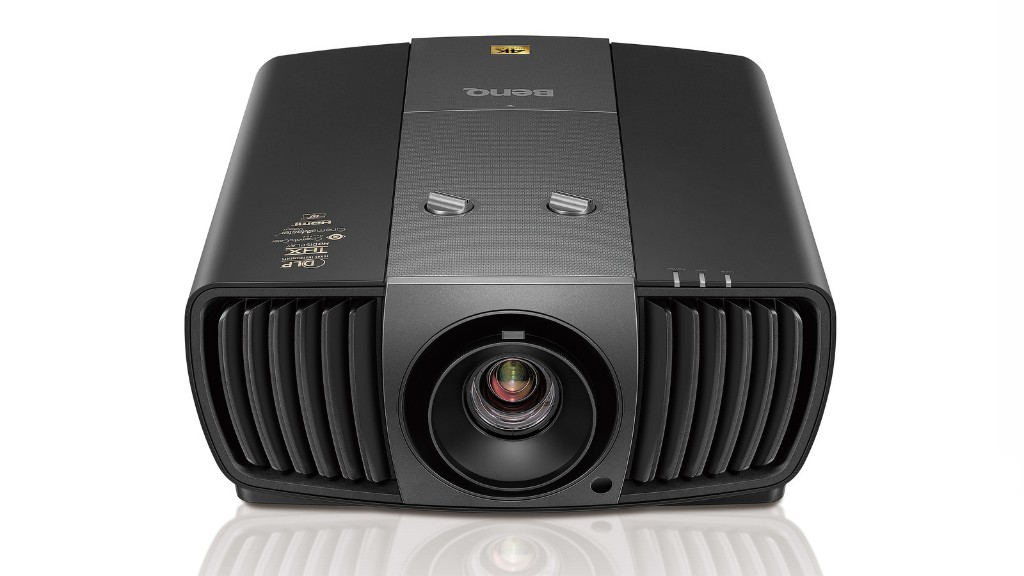 Skip the theaters and (eventually) save money with BenQ's new $8,000 4K projector
