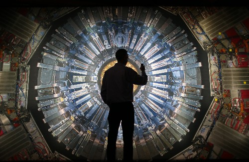 Large Hadron Collider captures incredibly rare particle decay for the first time
