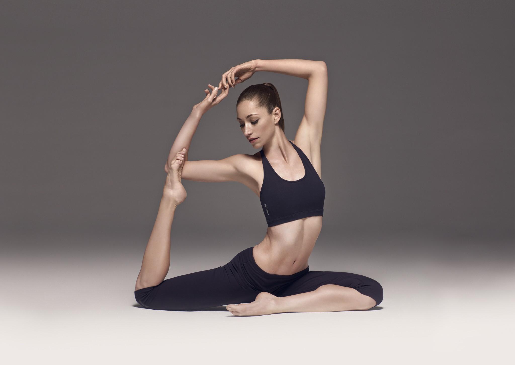 Yoga - Magazine cover