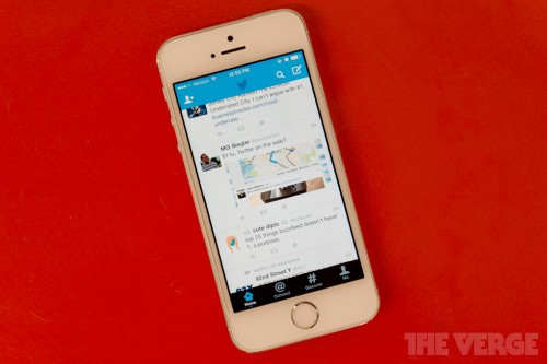 Bird's eye view: will pictures make Twitter more popular?