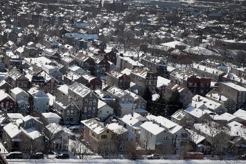 The polar vortex is showing people just how poorly insulated their homes are