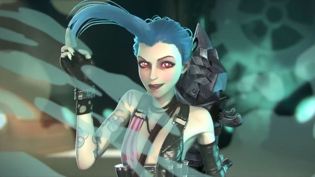 League of Legends' newest champion gets her own music video
