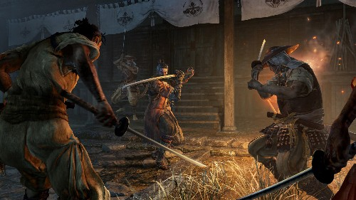 Sekiro: Shadows Die Twice is masochistic ninja brilliance