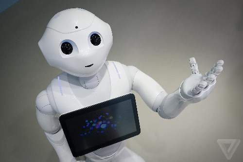 Why did SoftBank buy ARM? To prepare for our robot overlords, of course