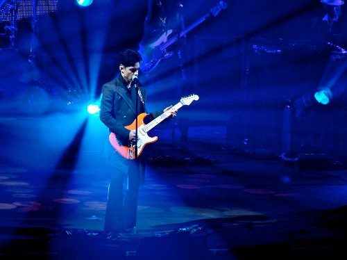 Little red lawsuit: Prince sues 22 people for pirating his songs