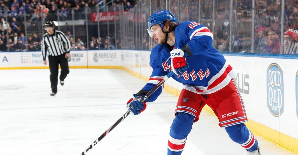 Hospital For Special Surgery Receives Much Needed Assist from Artemiy Panarin