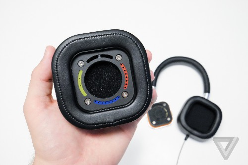 These headphones let you switch between styles in a snap