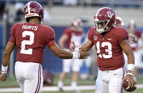 4 ways Bama's used a Jalen Hurts-Tua Tagovailoa package to get even harder to stop