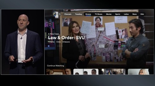 Here's what NBC's Peacock streaming service will look like when it launches this July