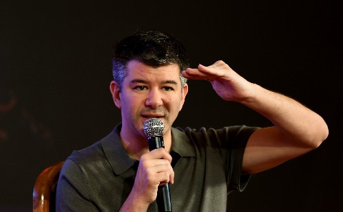 Who will take over for Uber CEO Travis Kalanick if he takes a leave of absence? Here are some names.
