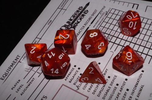 Dungeons & Dragons has been inducted into the Toy Hall of Fame