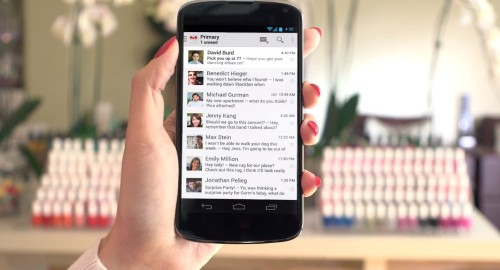 Redesigned Gmail for Android begins rolling out to users
