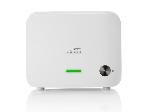 Arris made the first product to support the open Wi-Fi mesh networking standard