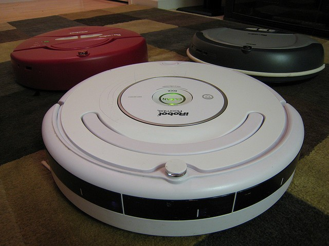 The maker of Roomba says its robots may someday recognize everything in your house